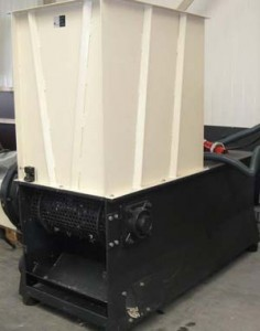 Single Shaft Shredder AX2260