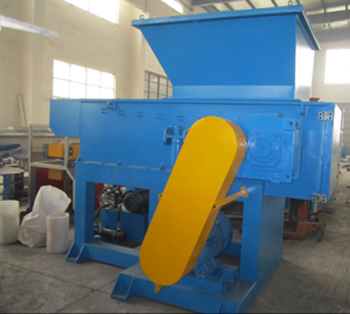 Single Shaft Shredder AX40150