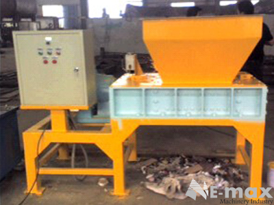 Two Shaft Shredder BDX075