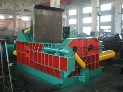 Scrap Metal Baler SMB160
