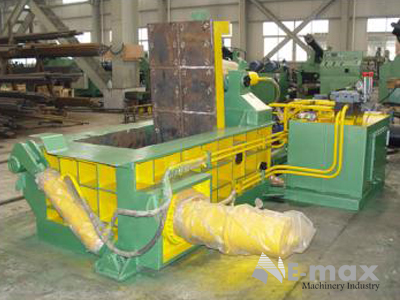 Scrap Metal Baler SMB63-100