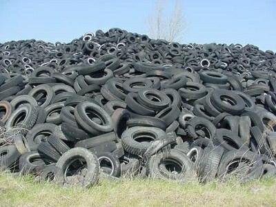 Waste Tires